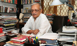 Gulzar's novelette Ghalib published in Pakistan
