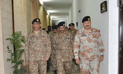 Daunting agenda awaits ISI chief