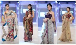 PFDC L'Oreal Bridal Week Day 3: The best for last