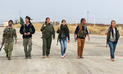 A spirit like Salahuddin's: How Kurdish Muslims downed ISIS