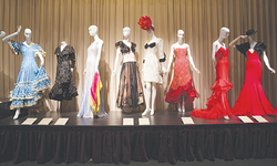 Dance & fashion exhibit spotlights couture made  to move