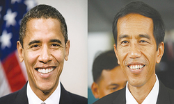 view from abroad : Keep watching Jokowi