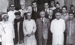 A leaf from history: PNA parties vie for power