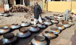 Food sales jump 10pc in Muharram