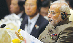 With new team in place, Modi tightens grip on power