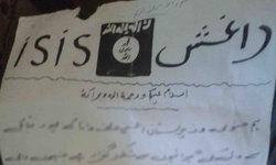 وزیرستان:داعش کامبینہ پمفلٹ تقسیم،مخالفین کونشانہ بنانےکی دھمکی