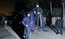 پشاور میں بم دھماکا، ایف سی اہلکار سمیت دو افراد ہلاک