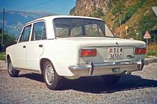 1972 Fiat 124S — smitten by an Italian dream in Karachi