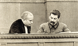 From shoe-banging to Ukraine, archives comb Khrushchev past
