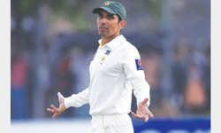 Comment: Get real Misbah and hand it to the Kiwis, please