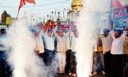 Religious agenda keeps powder dry in India