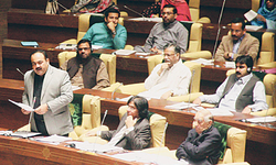 Sindh Assembly warns Centre against rollback of provincial autonomy