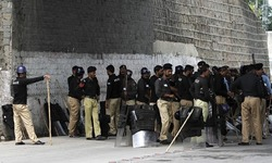 Rawal note: Before going to battle terrorists, police need the wherewithal