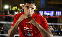 Amir Khan vows to build boxing academy in Pakistan