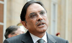 Military courts: Zardari helps bring about consensus