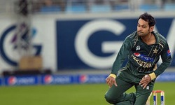 Hafeez fails to clear bio-mechanics test on bowling action