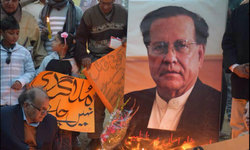 FIR registered over attack on vigil to commemorate Salman Taseer