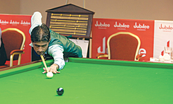 Unseeded cueists shock top guns at under-21 snooker