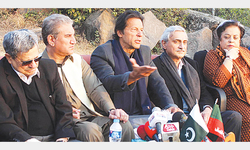 PTI issues D-Chowk warning to govt