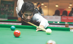 Third seed Wakeel crashes out as line-up for pre-quarters finalised