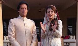 عمران خان کا ریحام سے اسلام آباد میں نکاح