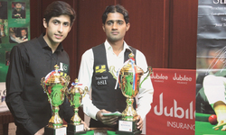 Talented Faheem tames top seed to bag under-21 snooker crown