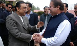 Zardari urges Sharif to allay concerns over 21st Amendment