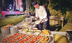 Week-long British food festival begins