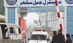 Two LJ militants buried in Karachi after hanging in Sukkur