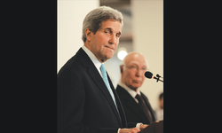 Kerry all praise for anti-terror operation