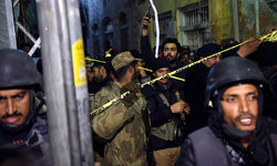Four suspects in imambargah attack held