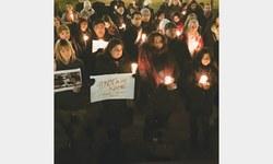 Vigils in US remember victims of Peshawar attack