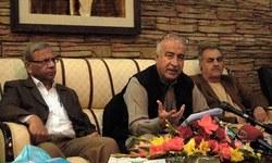 CM seeks federal govt's help on water shortage