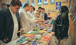 Gwadar festival attracts book-lovers in large numbers