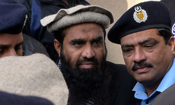 Lakhvi may be detained in another case