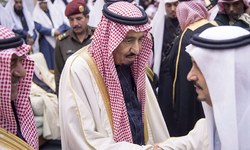 World leaders head to Saudi Arabia to meet new King Salman