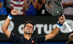 Djokovic joins sizzling Serena in last 16