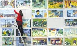 Animated film brings Van Gogh's art to life