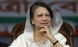 بنگلہ دیشی وزیراعظم کے ساتھ توہین آمیز رویہ