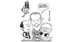 Cartoon: 25 January, 2015