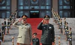 آرمی چیف کی چین میں اعلیٰ حکام سے ملاقاتیں شروع