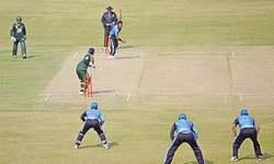 KRL maintain winning run; Shahzaib wrecks Panthers