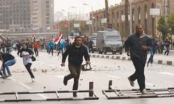 Violence claims 15 lives in Egypt