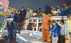 Karachi mass transit