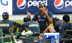 Pakistan start World Cup preparations on losing note