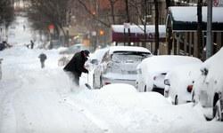 New York braces for monster snowstorm