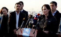 World fails to protect civilians in Iraq, Syria: Jolie