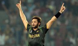 Afridi joins Northants for T20 Blast