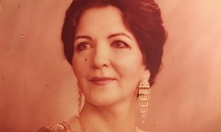 Pakistan's first female federal minister Begum Kulsoom Saifullah Khan passes away
