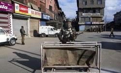 Kashmiris observe 'black day'